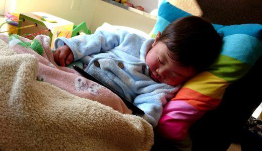 あおたろー、2歳1ヶ月で突発性発疹にかかる。川崎病の疑いもあった。
