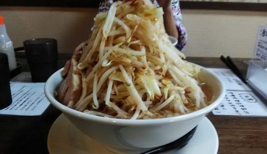 麺や久二郎 霧島にやってきた二郎インスパイア系ラーメン